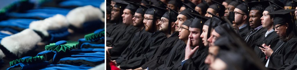 Des diplômés